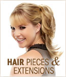 Hair Pieces and Extensions
