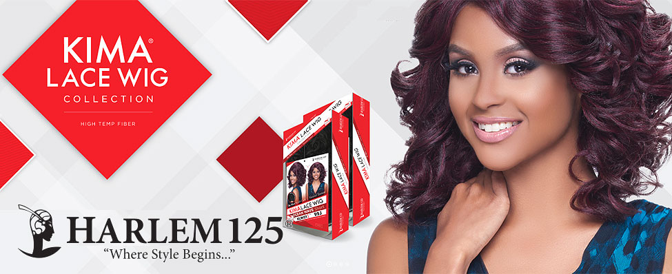 Harlem 125 Wigs for Women | Wigs for African Americans
