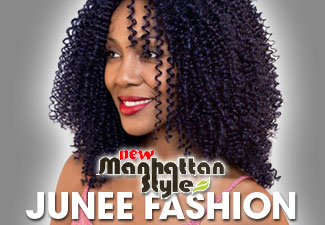 Junee Fashion Wig Collection - Manhattan Styles