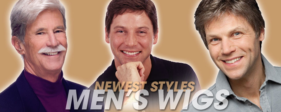 Men's Wig Collection