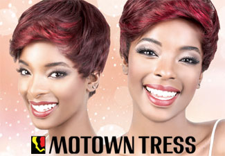 Motown Tress | Human Hair Wigs & Synthetic Wigs for African Americans