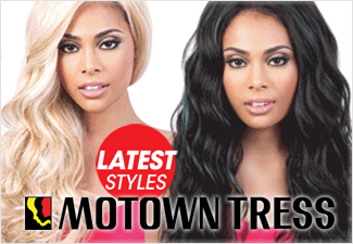 Motown Tress Collection