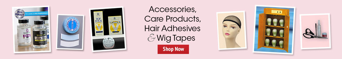 Wig Accessoried, Wig Dryer & Wig Tapes - Wig Care Store