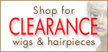 Clearance Wigs and Hairpieces at WigWarehouse.com