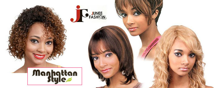 Manhattan Style by Junee Fashion Wigs