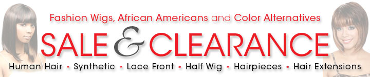 Wig Sale and Wig Clearance Sale
