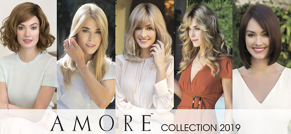 Amore Wigs | Synthetic Wigs for Women