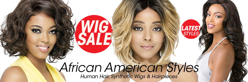 African American Wigs for Black Women