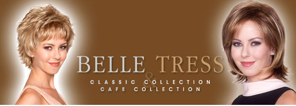 Belle Tress Collection Wigs and Hairpieces