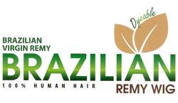 100% BRAZILIAN UNPROCESSED HUMAN HAIR CURLY WIG