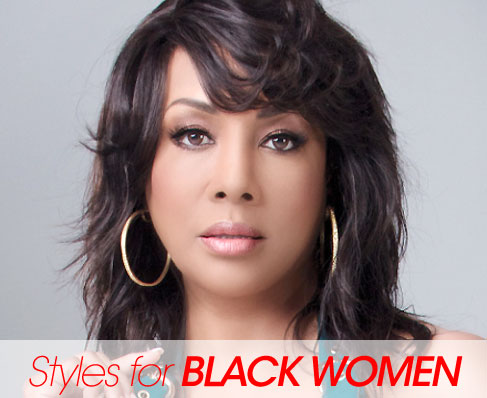 New Stle Wigs for Black Women