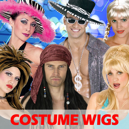 Custumes and Wigs