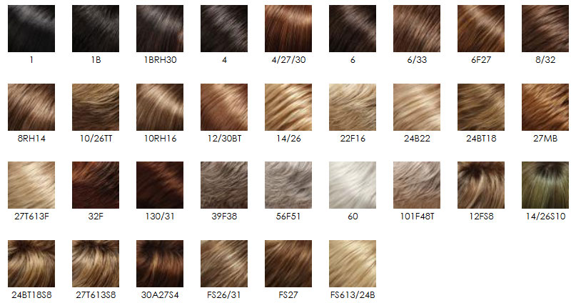 Weight 3 6 Oz Cap Type Lace Front Single Monofilament Hair Synthetic Collection Smartlace By Jon Renau