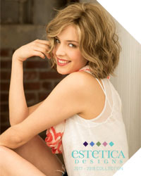 Estetica Designs Collection of Wigs