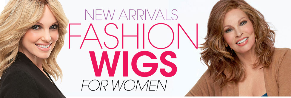 Women's Wigs New Arrivals