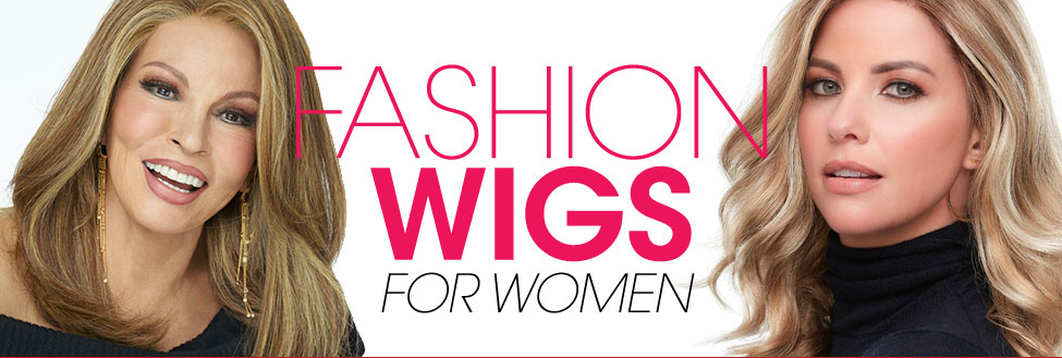 Fashion Wigs for Women - New Arrivals at WigWarehouse.com