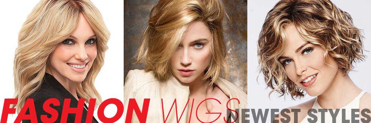 Fashion Wig Collection at WigWarehouse.com