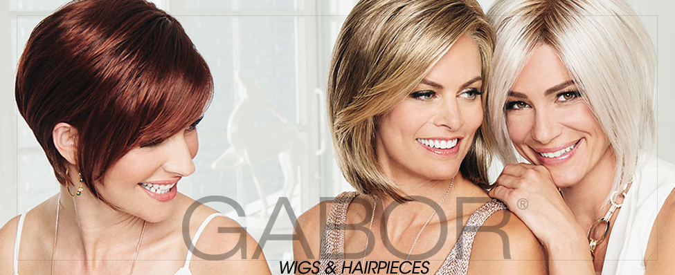 Gabor Wigs and Hairpieces