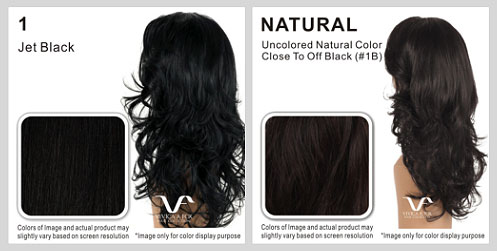 Human Hair Wig Colors