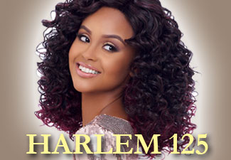 Harlem 125 Wig Collection