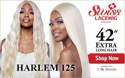 Harlem 125 Wigs for Black Women