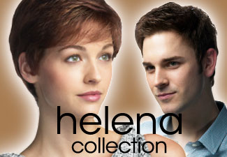 Helena Collection Wigs and Hair pieces