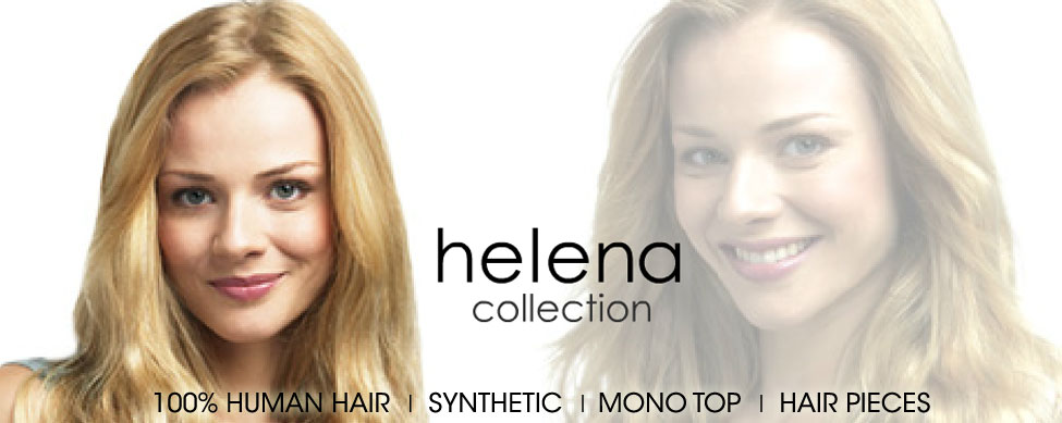 Fashion Wigs - Helena Collection Wigs