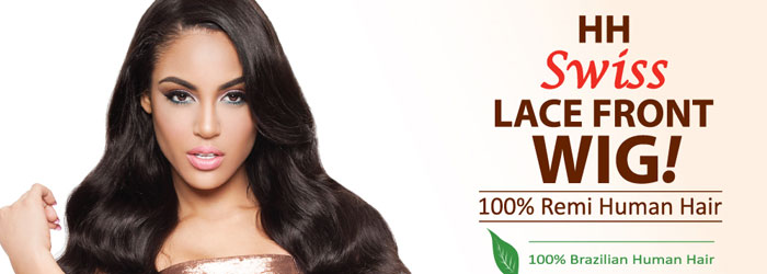 Human Hair Lace Front Wigs - It's a Wig