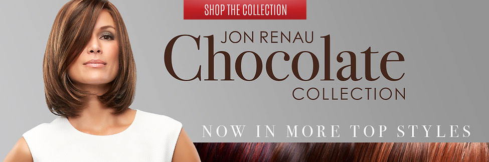 Chocolate Collection Wigs