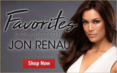 Jon Renau Favorites Wig Collection