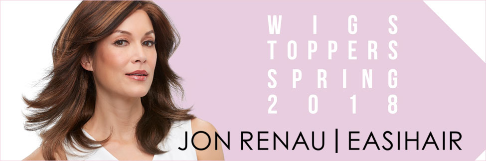 Jon Renau Wigs and Hairpieces - Human Hair & Synthetic Wigs & Hairpieces