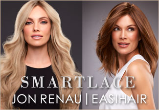 Jon Renau Wigs, EasiHair Toppers and Hairpieces