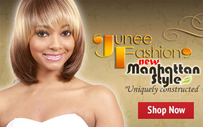 Junee Fashion Wigs | Manhattan Style Wigs for Women