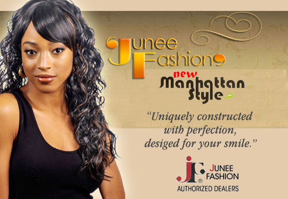 Junee Fashion Wigs | Manhattan Style Wigs