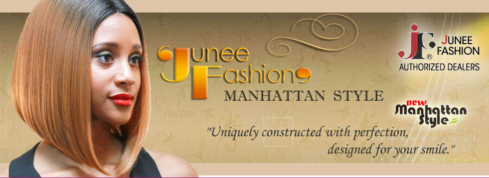 Manhattan Style - Junee Fashion Wigs