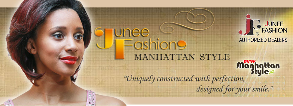 New Manhattan Style Wigs by Junee Fashion