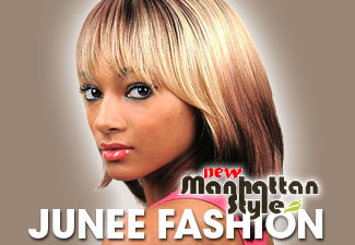 Junee Fashion | Manhattan Style - Human Hair & Synthetic Wigs for Black Women