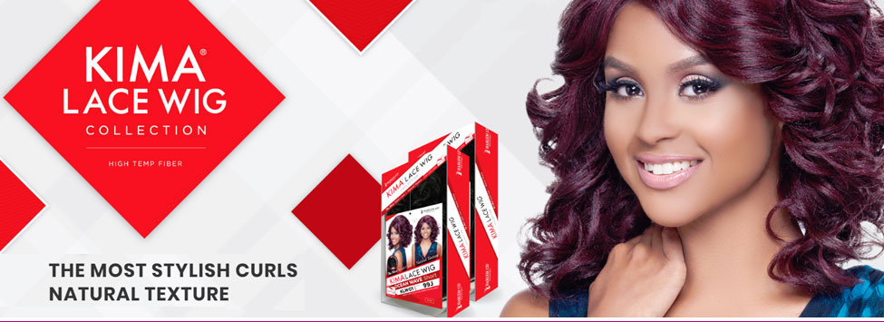KIMA Collection Wigs & Hairpieces