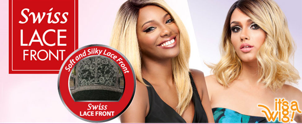 Lace Front Wigs by It's a Wig