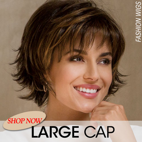 Large Size Wigs for Women