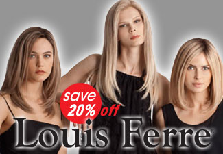 Louis Ferre Wig Collection