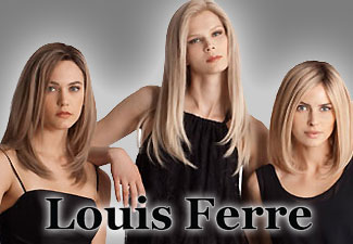 Louis Ferre Wigs and Hairpieces