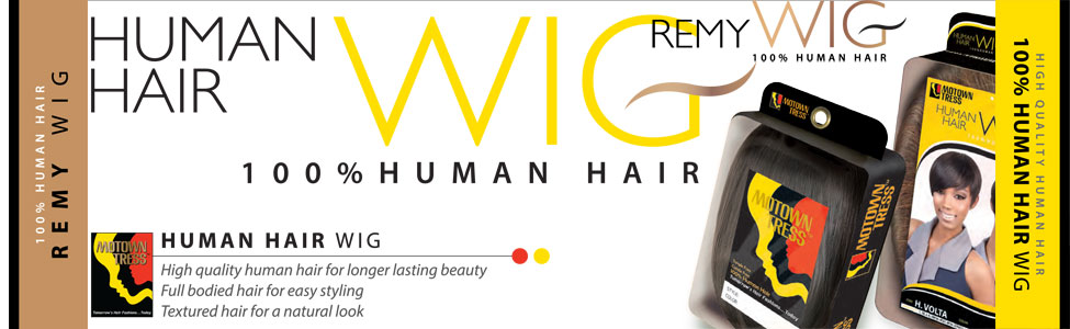 Remy Human Hair | 100% Human Hair Wig Collection
