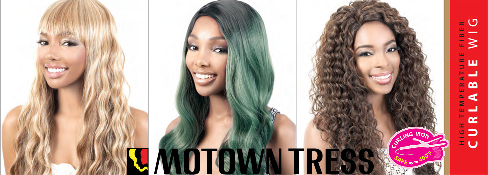 Motown Tress | Synthetic Wigs - WigWarehouse.com