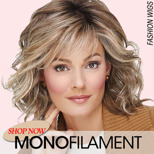 Mono Top | Monofilament Wigs