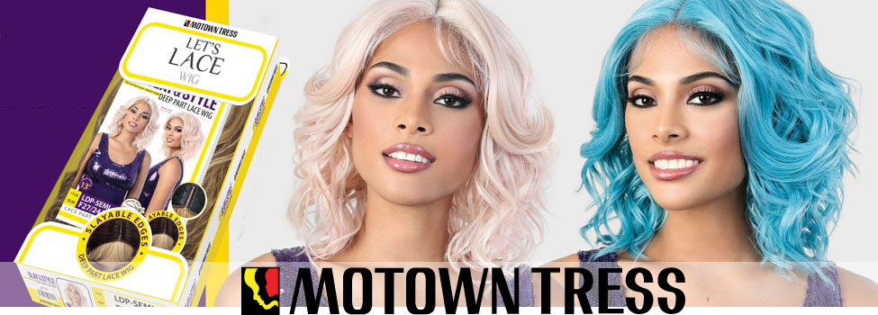 Motown Tress Wigs | Wigs for Black Women