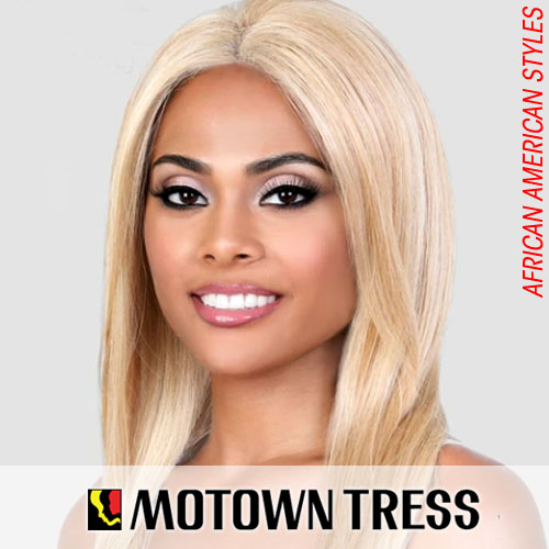 Motown Tress Wigs for African Americans