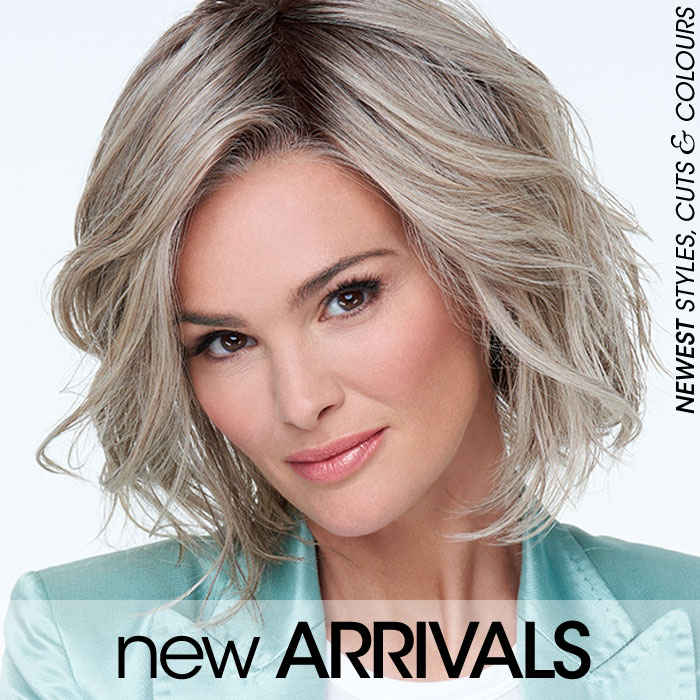 New Wigs at Wig Warehouse