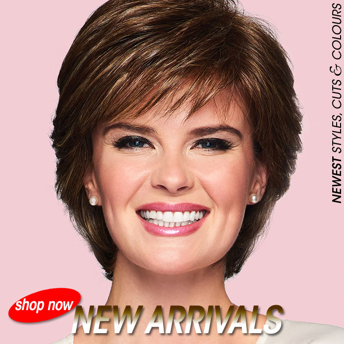 Newest Style Wigs and Hairpieces