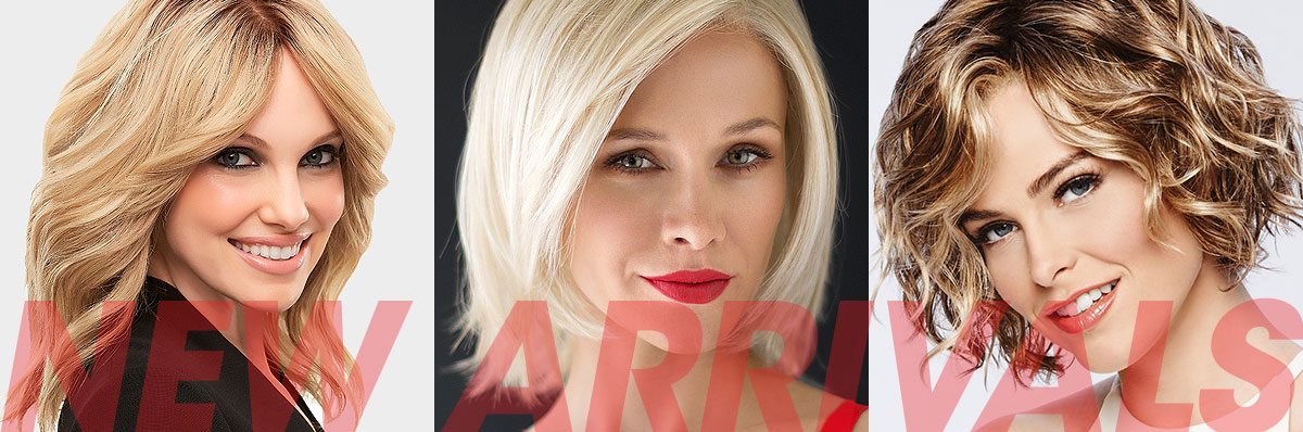New Arrivals - Fashion Wigs